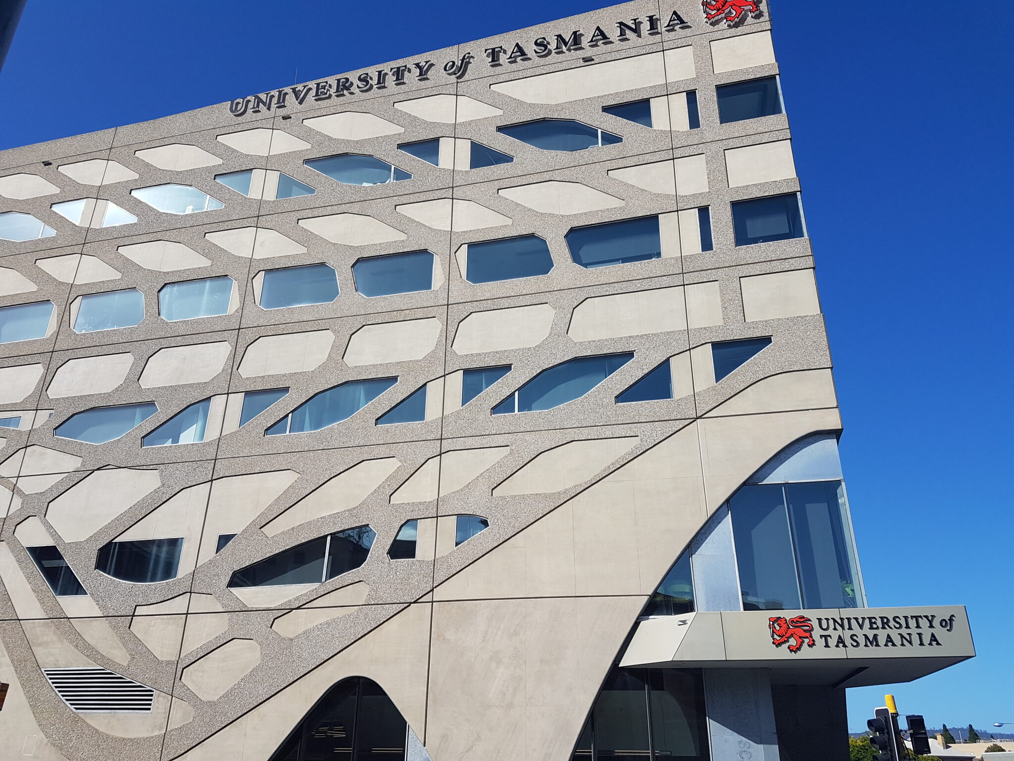 Today's University of Tasmania - Medical Science Precinct